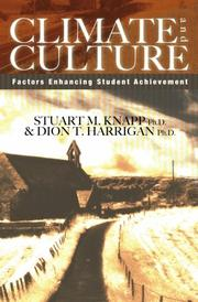 CLIMATE AND CULTURE by Stuart M. Knapp