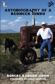 AUTOBIOGRAPHY OF A REDNECK HINDU by Robert Ransom Odom
