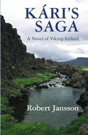 KARI'S SAGA by Robert Jansson