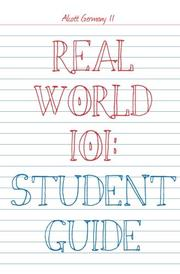 REAL WORLD 101 by Alcott Germany II