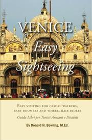 VENICE by Donald H. Bowling