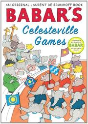 Cover art for BABAR'S CELESTEVILLE GAMES