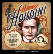 Book Cover for HARRY HOUDINI