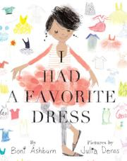 Cover art for I HAD A FAVORITE DRESS