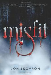 Book Cover for MISFIT