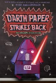 Cover art for DARTH PAPER STRIKES BACK