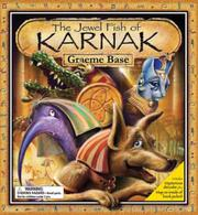 Cover art for THE JEWEL FISH OF KARNAK