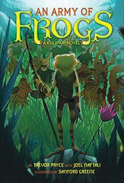 AN ARMY OF FROGS by Trevor Pryce