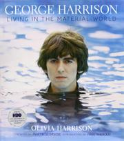 Cover art for GEORGE HARRISON