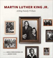 Book Cover for MARTIN LUTHER KING JR.