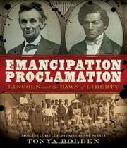 Book Cover for EMANCIPATION PROCLAMATION