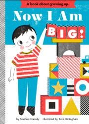 Book Cover for NOW I AM BIG!