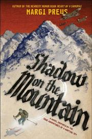 Book Cover for SHADOW ON THE MOUNTAIN