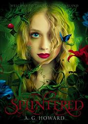 Book Cover for SPLINTERED