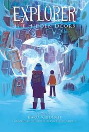 THE HIDDEN DOORS by Kazu Kibuishi
