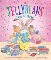 THE JELLYBEANS LOVE TO READ by Laura Numeroff