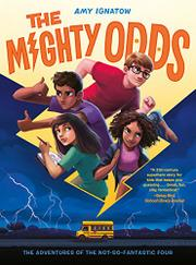 THE MIGHTY ODDS by Amy Ignatow