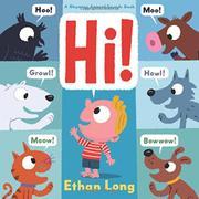HI! by Ethan Long
