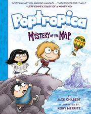 MYSTERY OF THE MAP by Jack Chabert