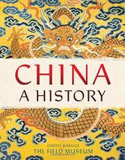 CHINA by Cheryl Bardoe