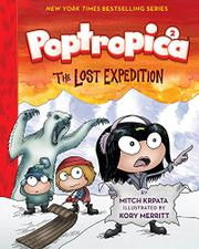 THE LOST EXPEDITION by Mitch Krpata