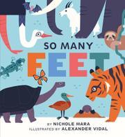 SO MANY FEET by Nichole Mara