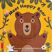 MEET HAPPY BEAR by Nathan Thoms