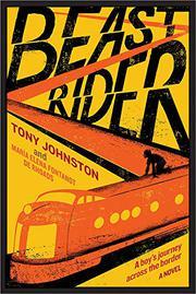 BEAST RIDER by Tony Johnston