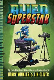 ALIEN SUPERSTAR by Henry Winkler