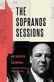 THE SOPRANOS SESSIONS by Matt Zoller Seitz
