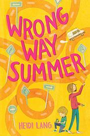 WRONG WAY SUMMER by Heidi Lang
