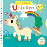 MY MAGICAL UNICORN by Yujin Shin