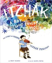 ITZHAK by Tracy Newman