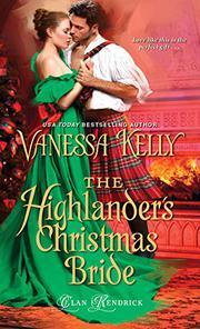 THE HIGHLANDER'S CHRISTMAS BRIDE by Vanessa Kelly
