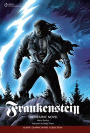 Cover art for FRANKENSTEIN