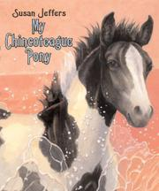 MY CHINCOTEAGUE PONY by Susan Jeffers