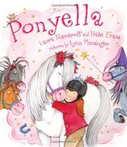 Book Cover for PONYELLA
