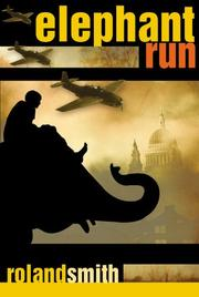 Cover art for ELEPHANT RUN