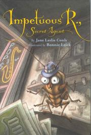 Cover art for IMPETUOUS R., SECRET AGENT