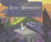 Book Cover for WALT DISNEY'S ALICE IN WONDERLAND