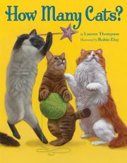 Cover art for HOW MANY CATS?
