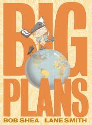 Cover art for BIG PLANS