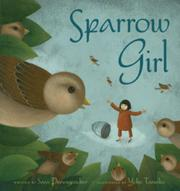 Book Cover for SPARROW GIRL