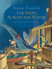 Book Cover for THE STEPS ACROSS THE WATER