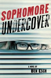 Book Cover for SOPHOMORE UNDERCOVER