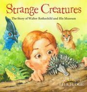 Cover art for STRANGE CREATURES