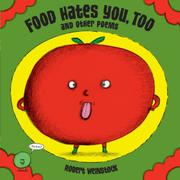 FOOD HATES YOU, TOO, AND OTHER POEMS by Robert Weinstock
