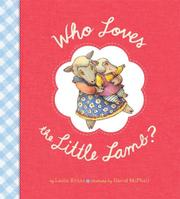 Book Cover for WHO LOVES THE LITTLE LAMB?