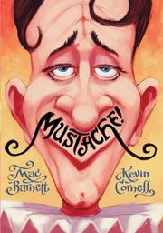 Book Cover for MUSTACHE!