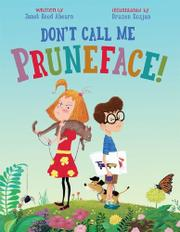 Cover art for DON'T CALL ME PRUNEFACE!